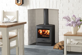 YEOMAN CL5 WOOD BURNER IN DEEPCUT