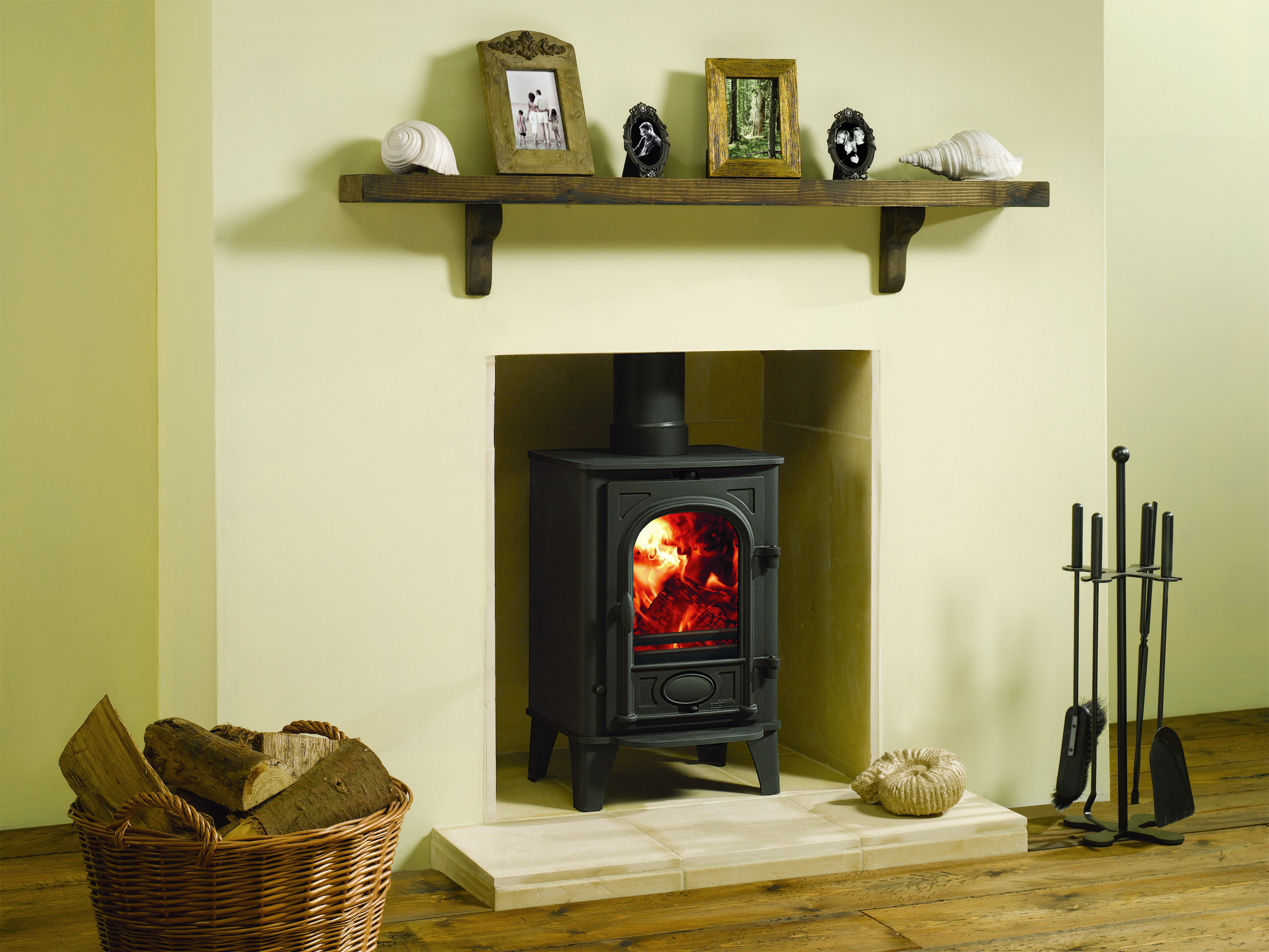 Stovax Stockton 4 Multi-fuel Stove