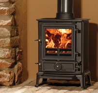 Brunel 1A Multi-fuel Woodstove