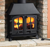 Yeoman Exe Wood Burner